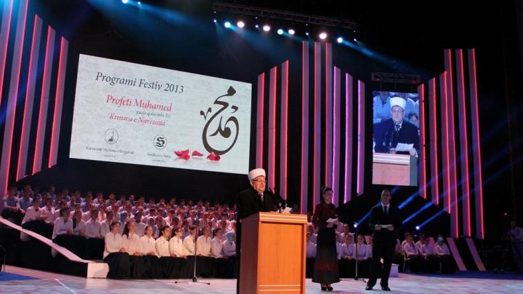 KMSH, program i madh festiv në përkujtim të Profetit Muhamed a.s.