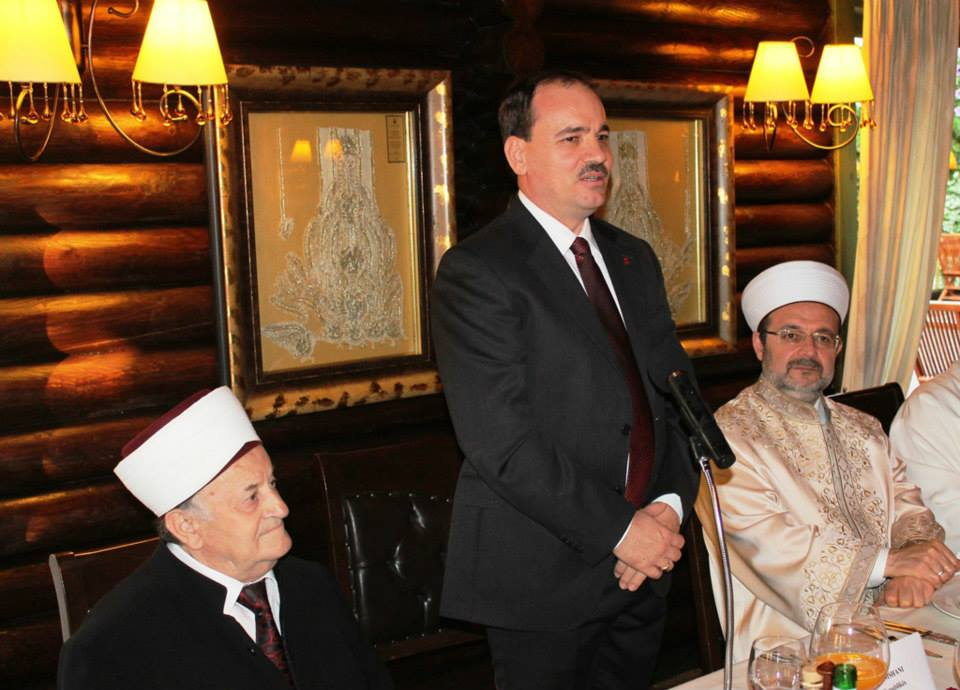 Presidenti Nishani shtron darkë me liderët myslimanë të Ballkanit
