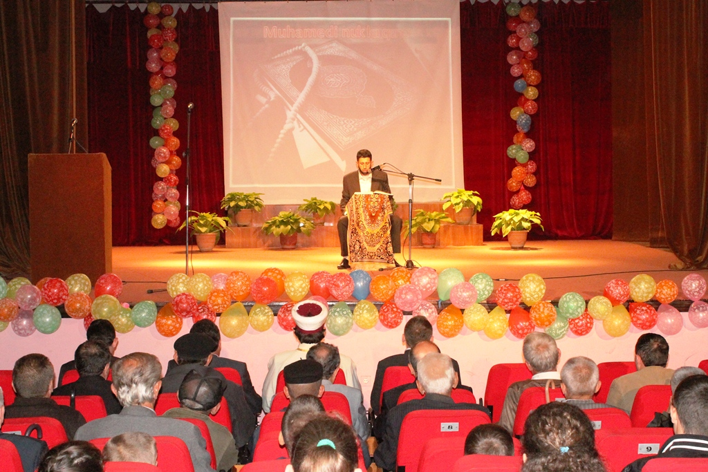 Myftinia Mat organizon program në përkujtim të Profetit Muhamed a.s.