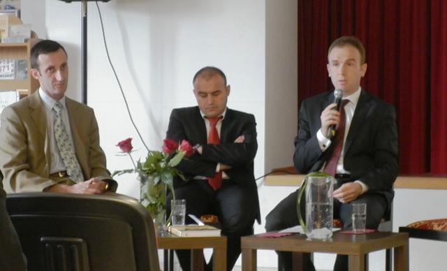 """KMSH simpozium në Zvicër """"Shembulli profetik tek dijetarët myslimanë shqiptarë"""""""