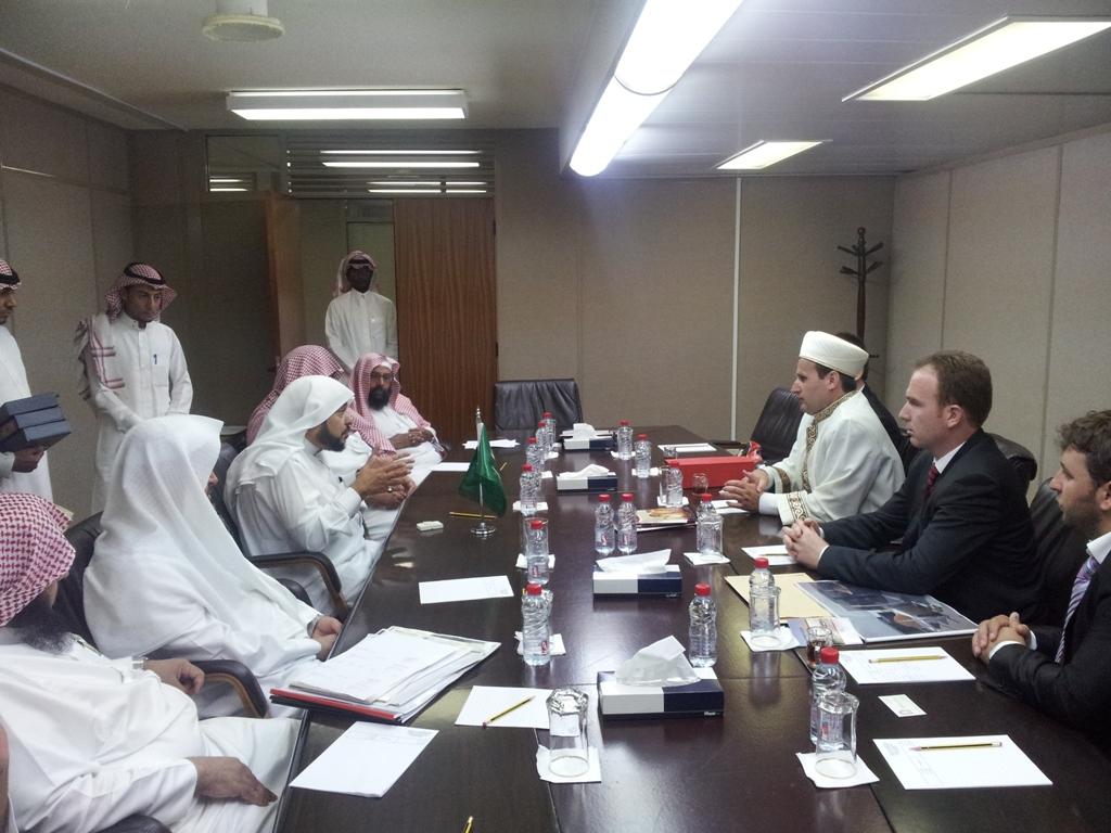 Delegacioni i KMSH-së vizitë pune disaditore në Mbretërinë e Arabisë Saudite