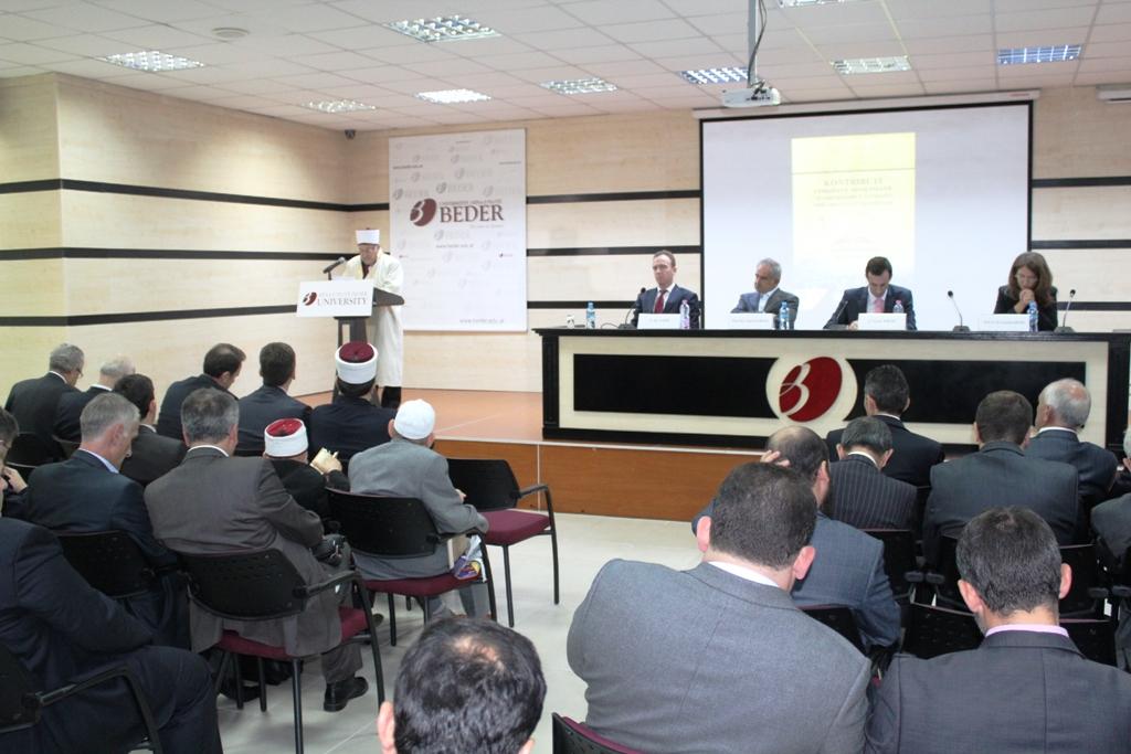 """KMSH promovon librin """"Kontributi i prijësve myslimanë në formësimin e vetëdijes dhe identitetit kombëtar"""""""