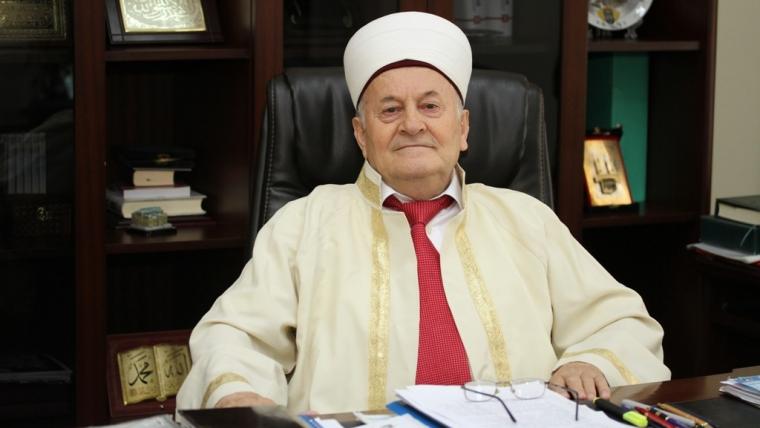 "H. Selim Muça merr titullin ""Doctor Honoris Causa"""