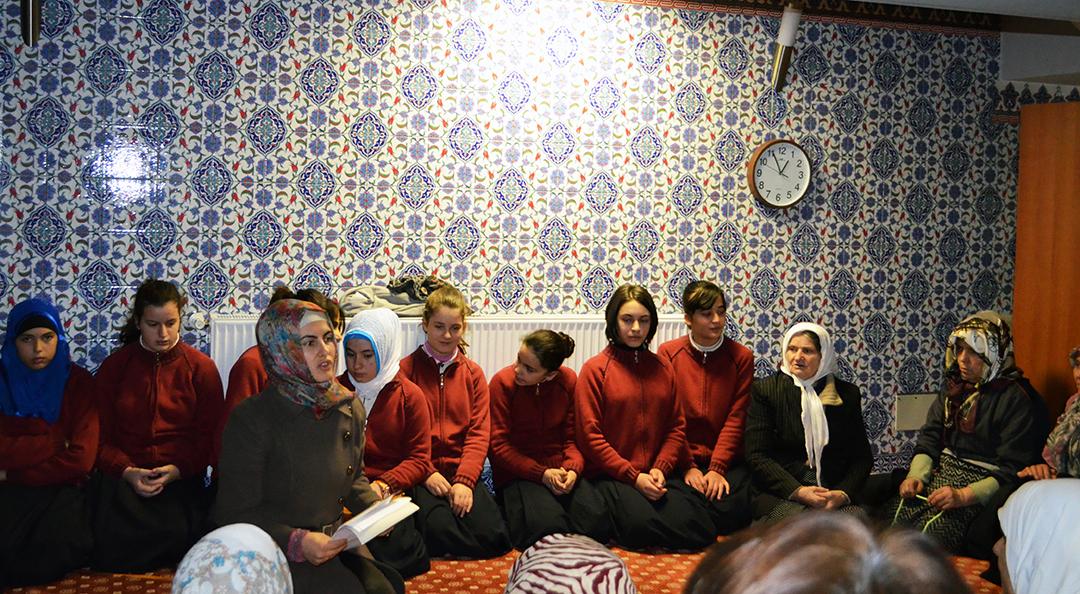 Zyra e Gruas në KMSH, program artistiko-fetar në Xhaminë e Medresesë