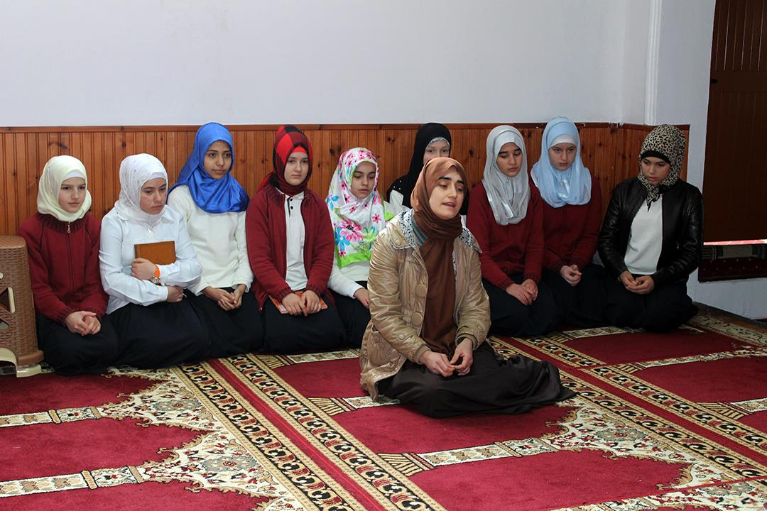 Zyra e Gruas, program fetar në Xhaminë Dine Hoxha