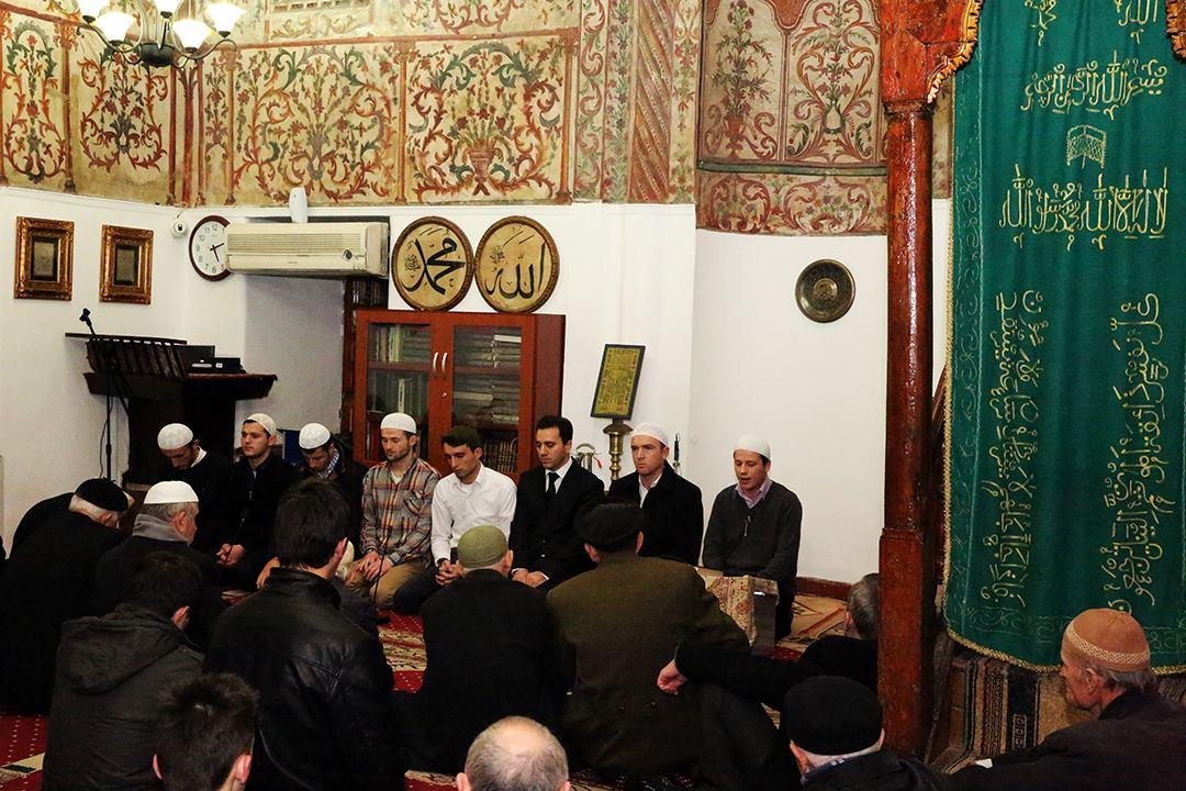 Ethem Beu, përkujtohet Profeti Muhamed a.s.