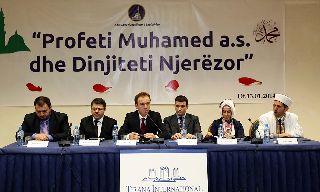 KMSH përkujton dhe vlerëson Profetin Muhamed a.s.