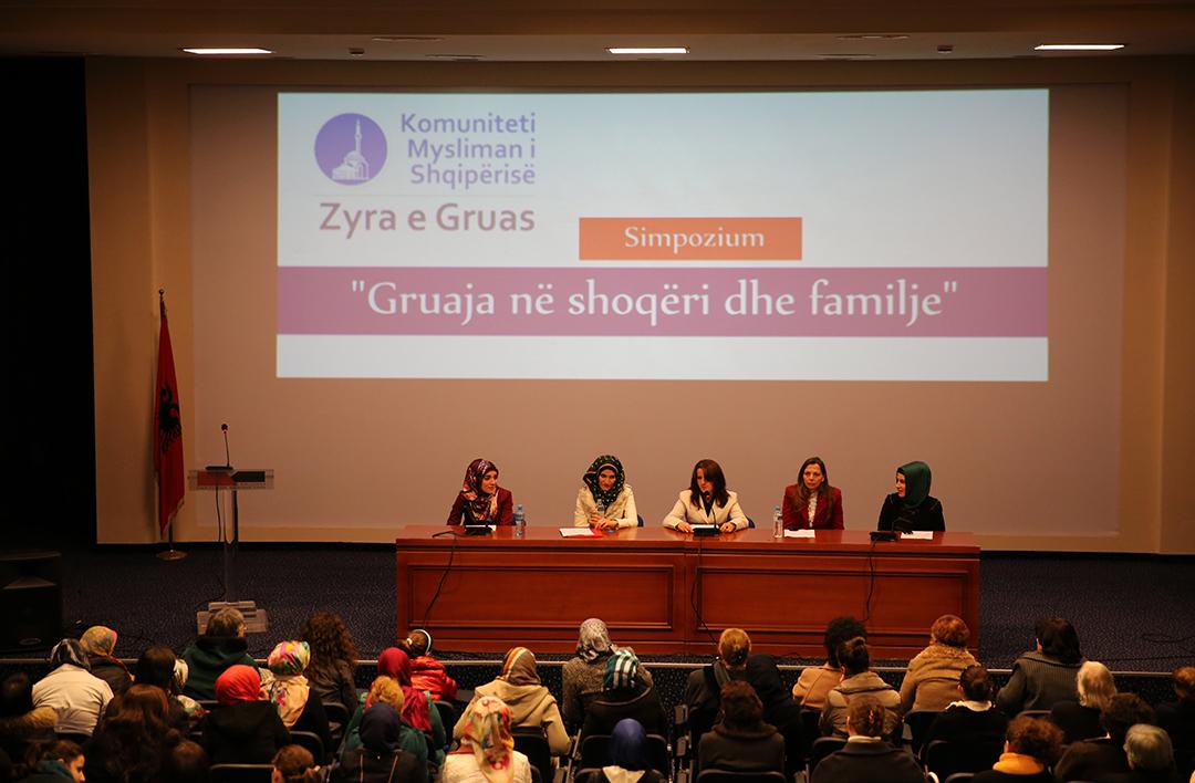 Gruaja, forca ekuilibruese e familjes dhe shoqërisë