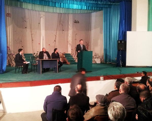 Profeti Muhamed a.s., simpozium në Delvinë