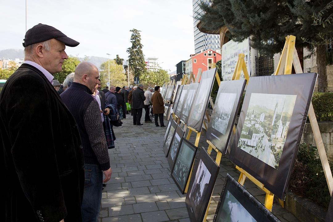 """KMSH hap ekspozitën """"400 vjet qytet – Gjurmët Islame në Tiranë"""""""