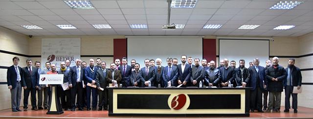 Seminar trajnimi për imamët e rrethit të Tiranës në Universitetin Bedër
