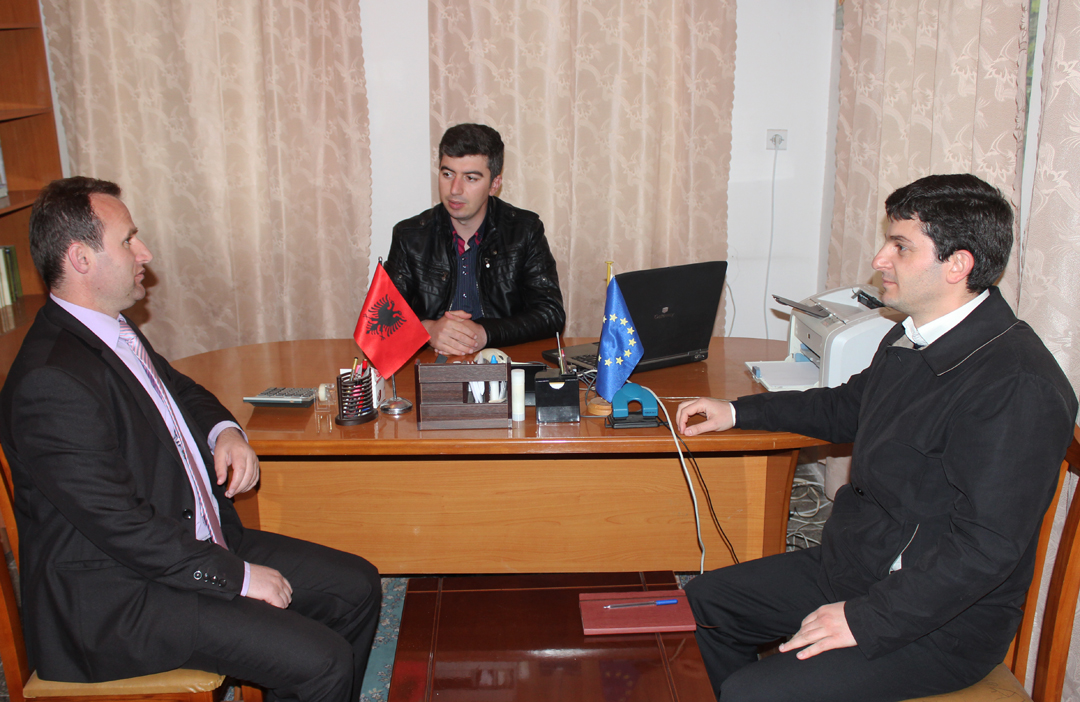 Vizita pune në Gjirokastër, Përmet e Tepelenë