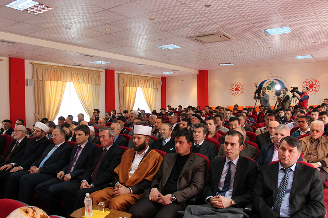 Simpozium për Profetin Muhamed a.s. në Shkodër