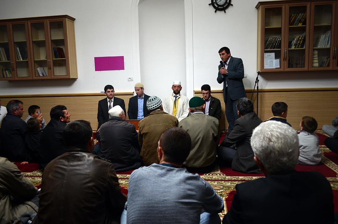 """""""Frytet e Besimit"""" në Xhaminë e Fushë Krujës"""