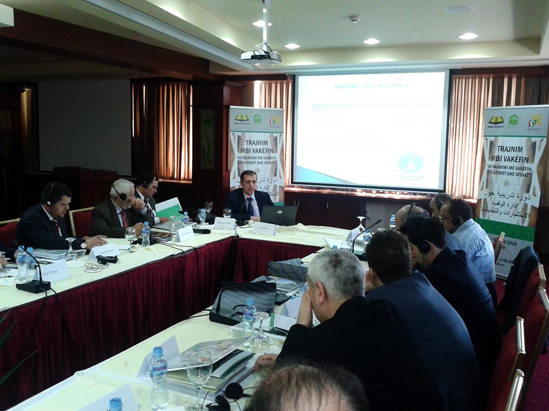 KMSH merr pjesë në Seminarin Ndërkombëtar për Vakëfin