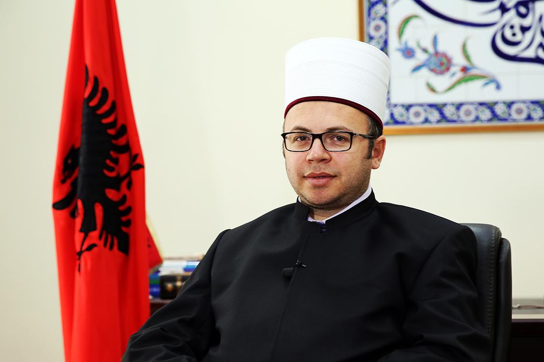 Kryetari i KMSH falënderon besimtarët për mbledhjen e ndihmave për Bosnjën
