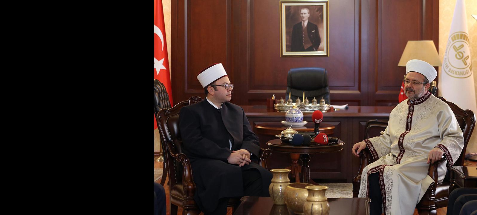 Kryetari i KMSH, vizitë zyrtare në Turqi