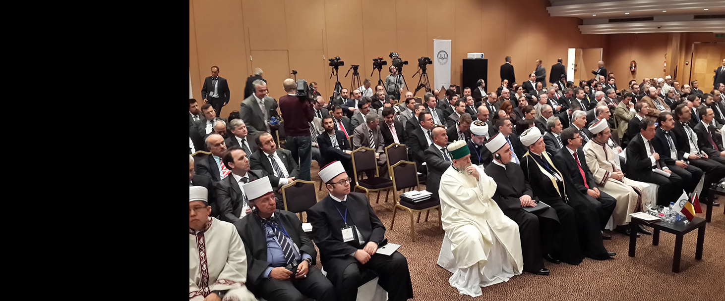 Konferencë Ndërkombëtare e Bashkësive Islame të Europës