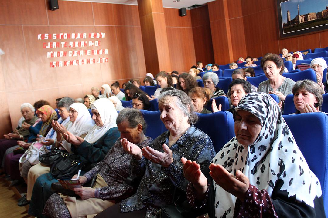 Zyra e Gruas, program për natën e Israsë dhe Miraxhit