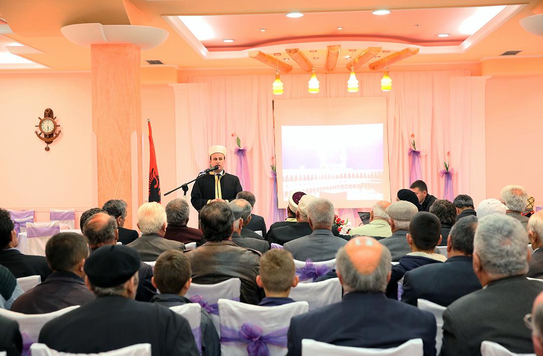 Nata e Regaibit, programe fetare në Tiranë