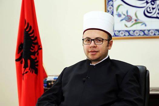 Kryetari Skender Bruçaj uron shqiptarët për statusin në BE