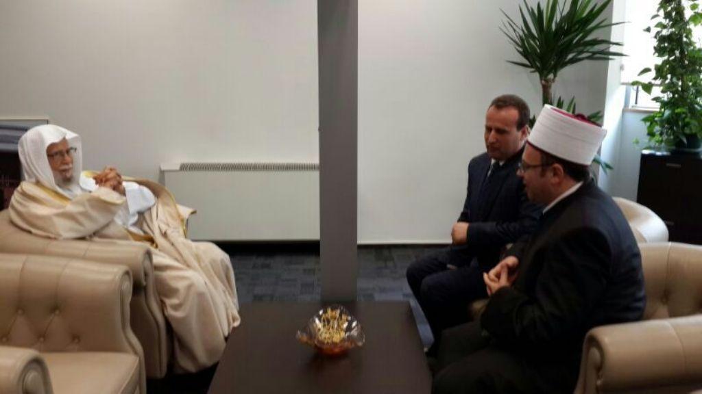 Sarajevë, takim i liderëve myslimanë të Ballkanit