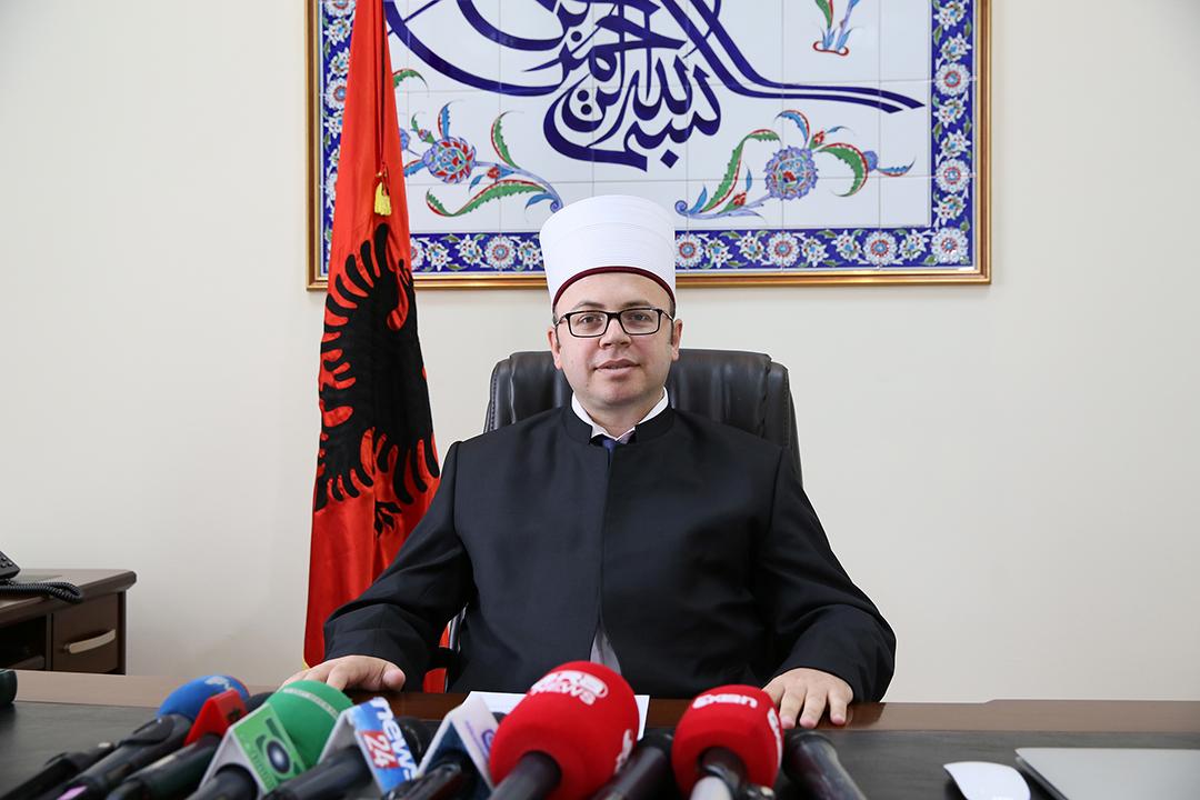 Kryetari Skender Bruçaj uron shqiptarët për muajin e Ramazanit