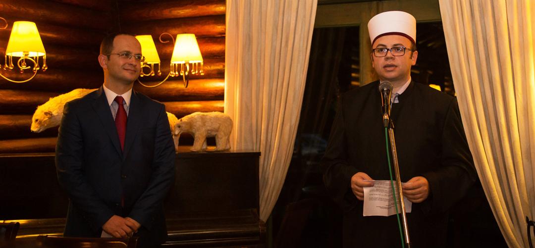 Ministri Bushati shtron iftar