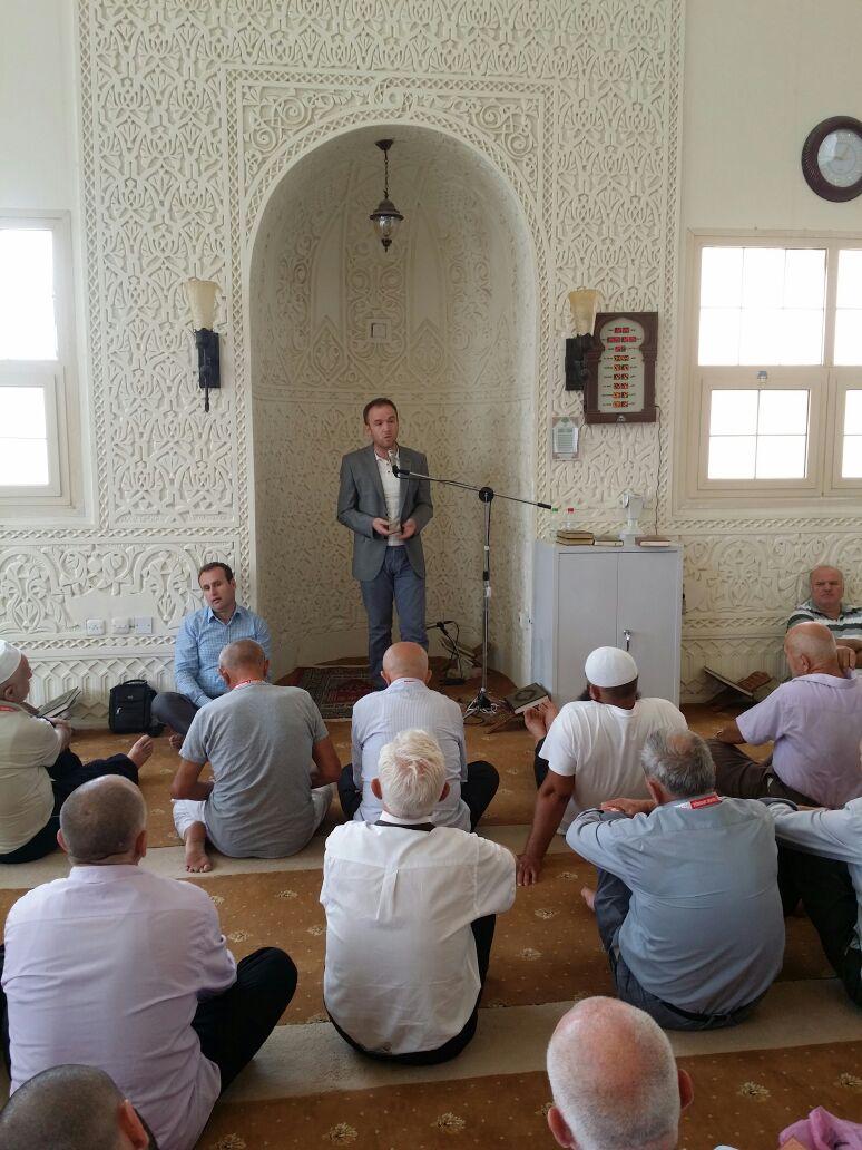 Vijojnë bisedat fetare me Haxhinjtë shqiptarë