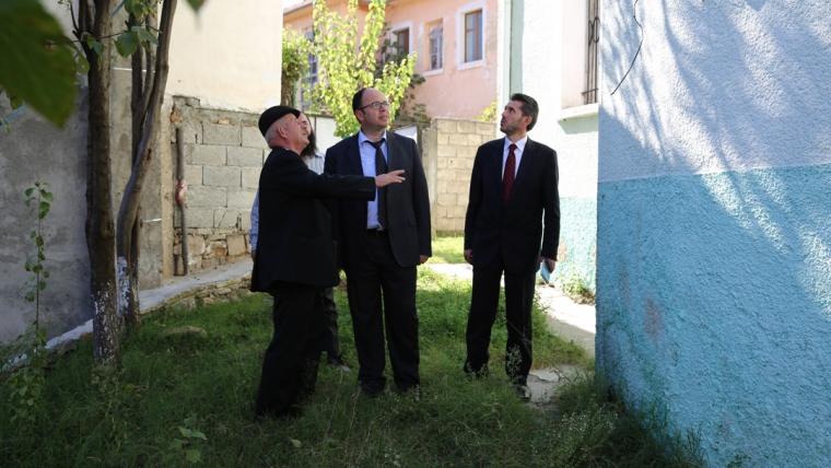 Vizitë pune në Myftininë Librazhd