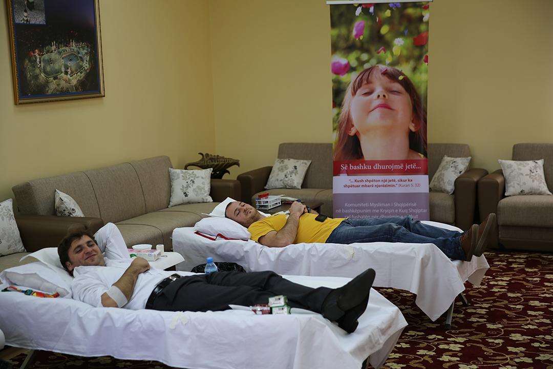 KMSH nis fushatën e dhurimit të gjakut për fëmijët talasemikë