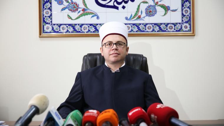 Kryetari i KMSH-së Skender Bruçaj uron Muajin e Bekuar të Ramazanit