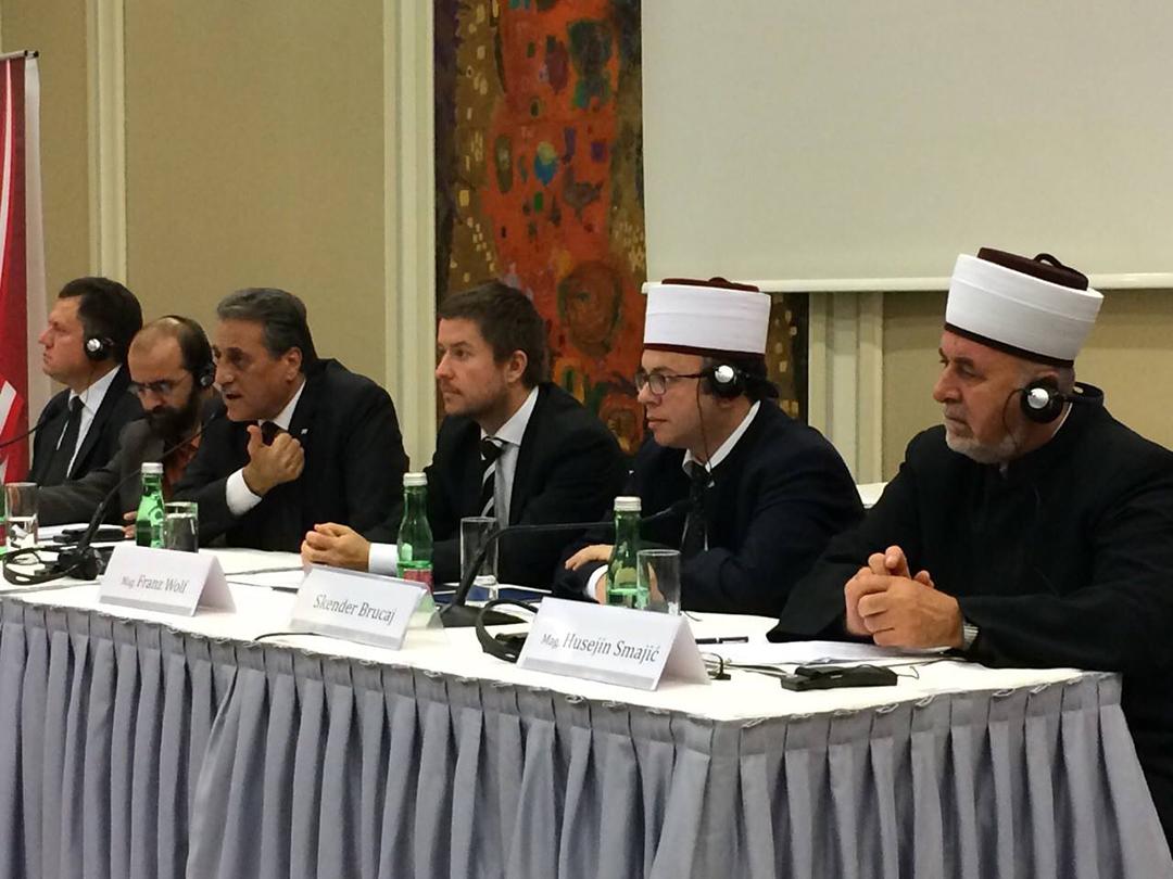 Mblidhet konferenca e liderëve myslimanë të Ballkanit në Vjenë