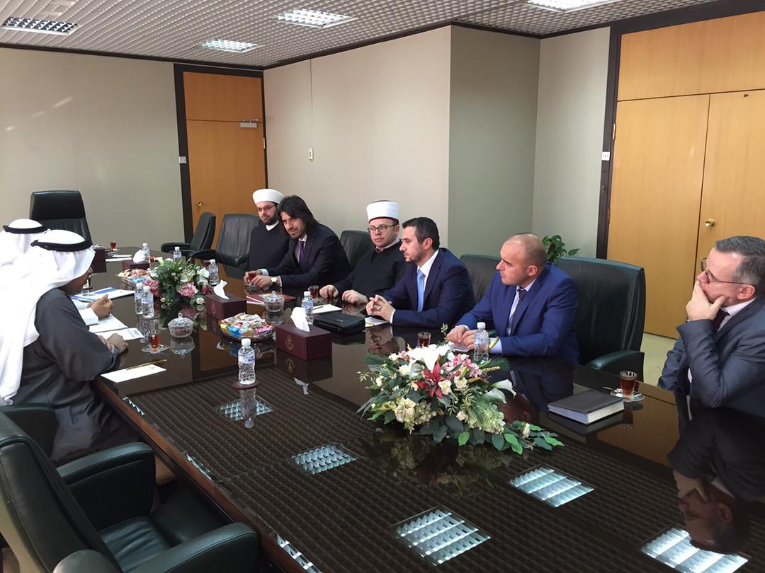 Vizitë zyrtare në Kuvajt