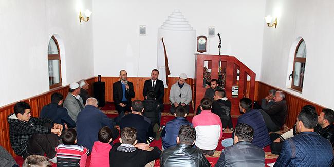 """""""Frytet e Besimit"""" në Mënik, Tiranë"""