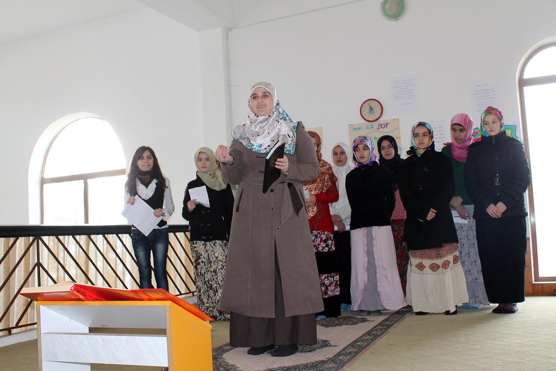 Bamirësia, përfaqësueset e Zyrës së Gruas vizitë në Kukës
