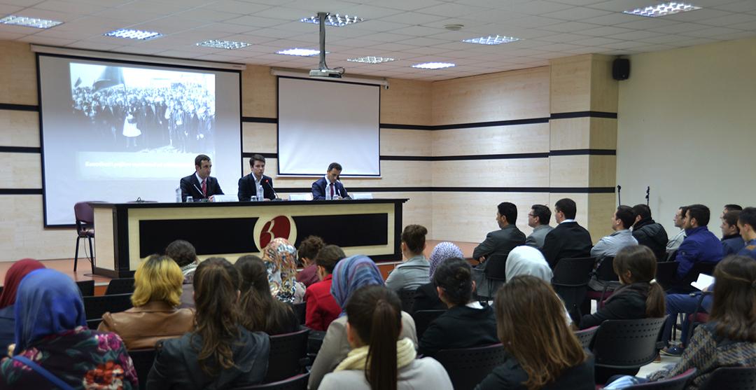 "Universiteti Bedër organizon simpoziumin ""Patriotizmi në Islam"""