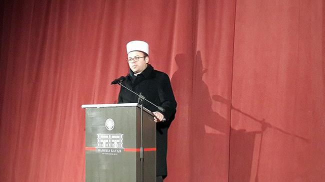 Simpozium për Profetin Muhamed a.s. në Kavajë