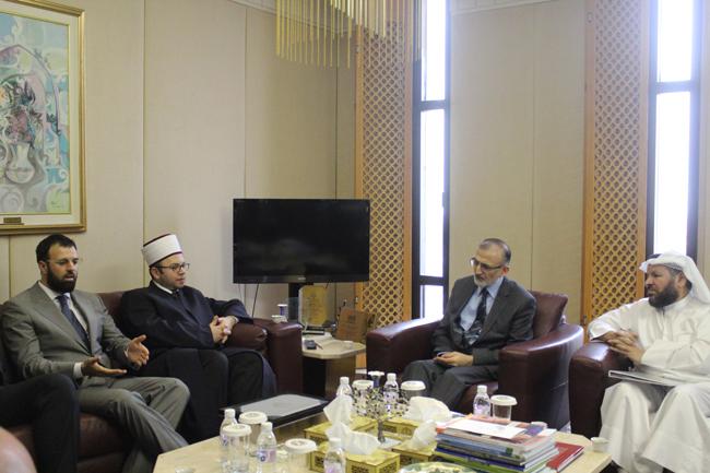 Vizitë kortezie në Bankën Islamike për Zhvillim