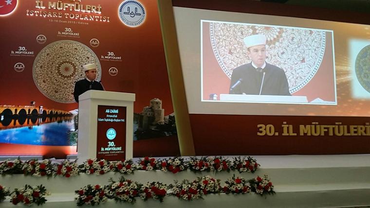 Një delegacion i KMSH-së merr pjesë në takimin e bashkësive islame të Ballkanit