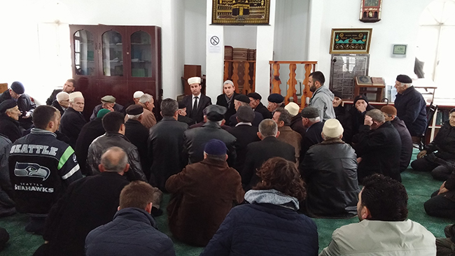 Nënkryetari Spahiu, vizitë pune në Librazhd