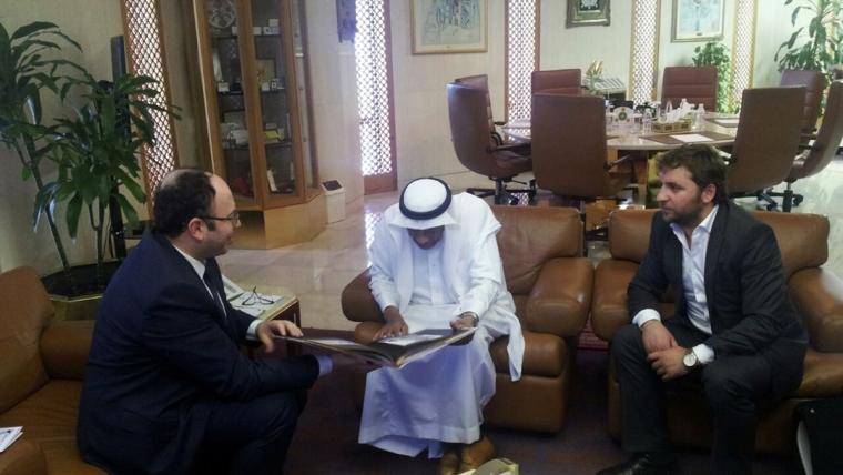 Kryetari Bruçaj takon Presidentin e Bankës Islame për Zhvillim