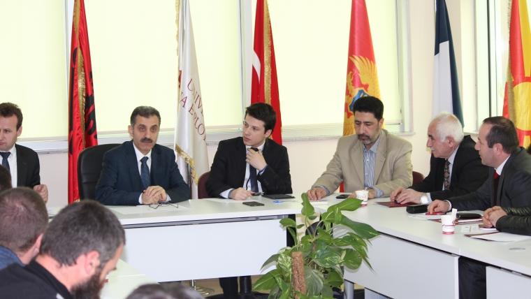 Seminar trajnimi me imamët e Korçës, Pogradecit dhe Devollit