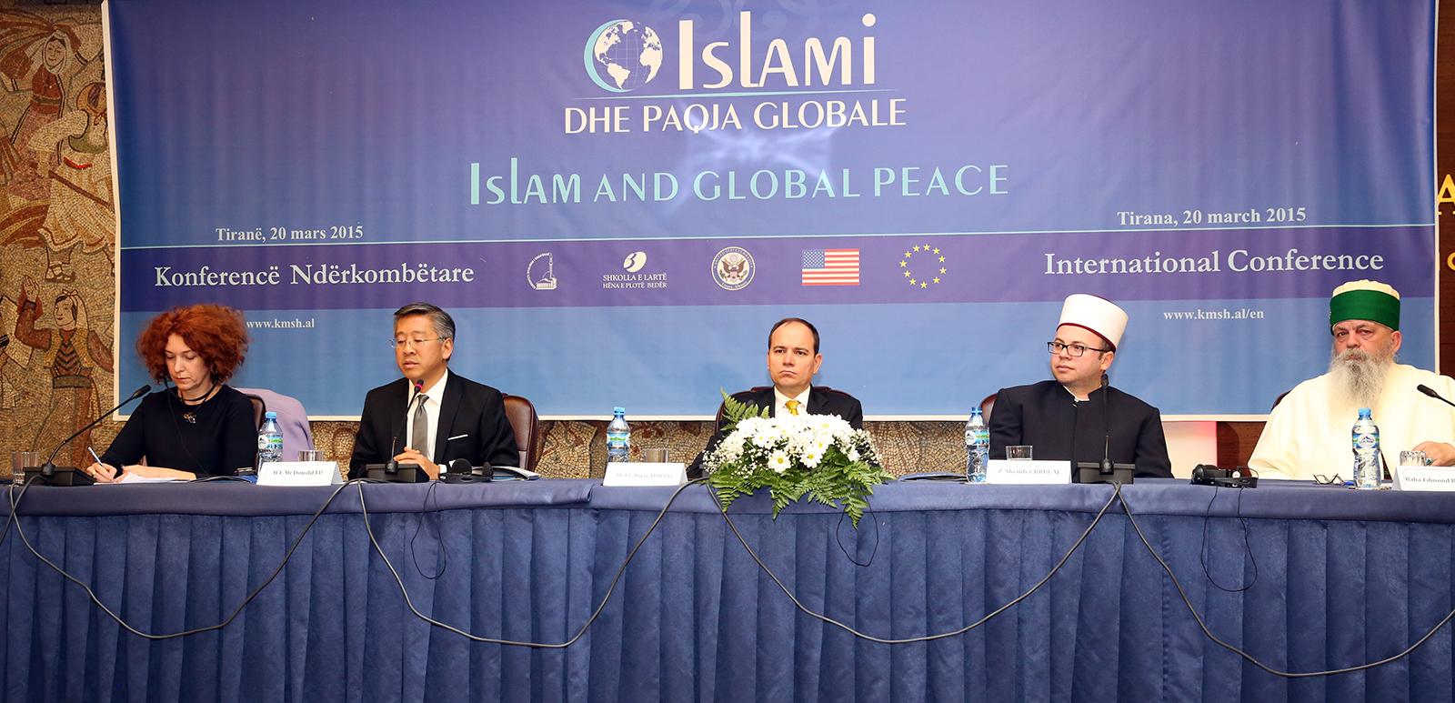 Konferencë ndërkombëtare për Islamin dhe paqen globale