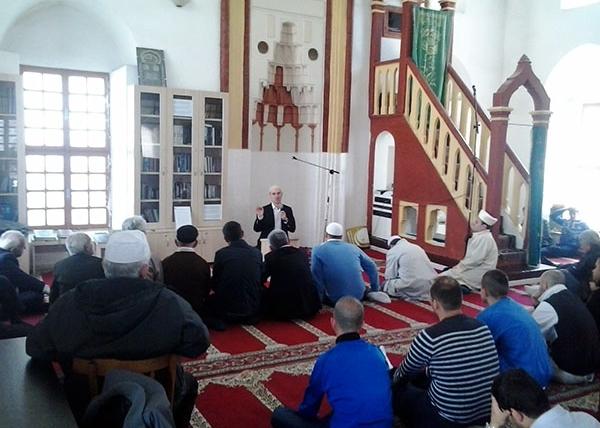 Programi i hytbeve në Vlorë