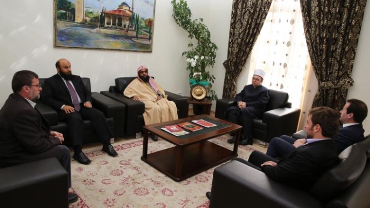 Vizitë e një delegacioni nga Arabia Saudite