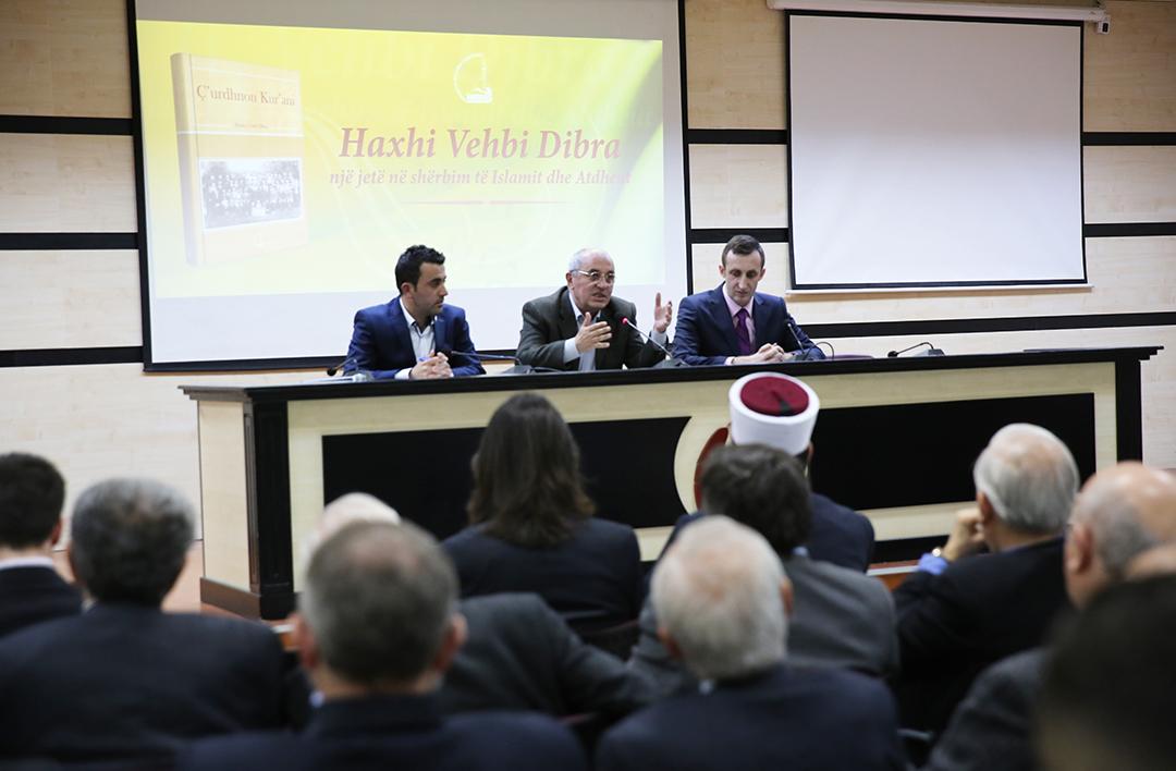 KMSH vlerëson kontributin e Haxhi Vehbi Dibrës