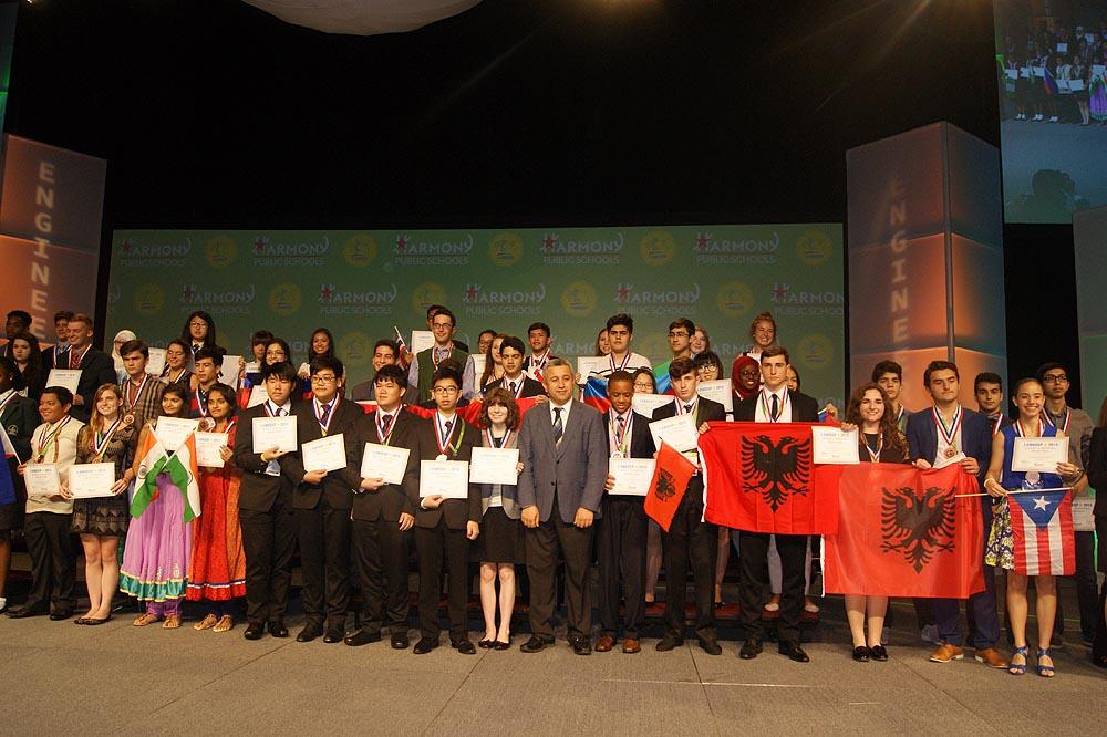 Medresetë, medalje suksesi në arenën ndërkombëtare