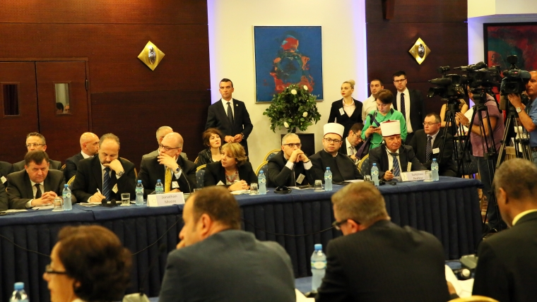 Kryetari i KMSH-së merr pjesë në konferencën rajonale kundër ekstremizmit