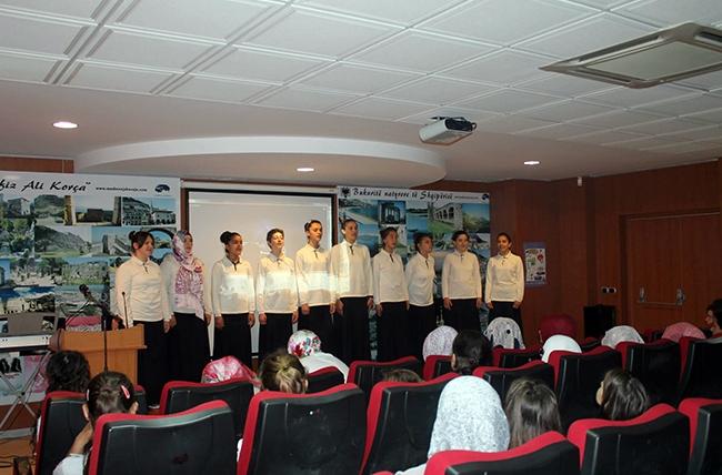 Zyra e Gruas program për Profetin në Kavajë